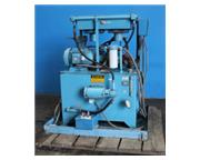 20 HP Continental #061201-615417-001, hydraulic power pack, 120 gallon, #5642