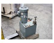 10 HP Parker #V13X7962-10, V-pak hydraulic unit, 3 GPM, 4000 psi, 10 gallon, #5056