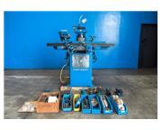 """Cincinnati #2, tool & cutter grinder, 6"""" x 36"""" table, 10"""" swing, 1 HP, moto"""