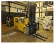 "24000 lb. Hoist # FKS-12 , forklift, propane, 48"" fork, 130"" lift, 2-stage mast,"