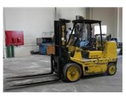 "15500 lb. Hyster # S155XL , forklift, propane, 95"" lift, 48"" forks, #4800"