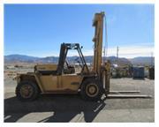 """3000 lb. Caterpillar # V300B , forklift, diesel, 8"""" L x 8"""" W forks, 218"""" li"""