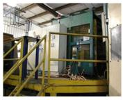 880 Ton, UBE # 800HVSC , w/complete CNC 6-Axis Rheocasting die cast sys, #4072