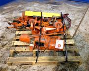 1 Ton, Yale # 1E20L16RPE1 , electric crane hoist & trolley, pendant control, wire rope, #6