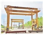40 Ton, Drott # M7901-800AC , straddle mobile gantry crane, 42.3' W, 25.10' H, #6909