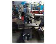 "Bridgeport # SERIES-I , Trax CNC vertical mill 2-Axis, 9"" x 42"" table, 1-1/2 HP,"