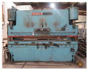 "175 Ton, Niagara # HBM-175-10-12 , CNC hydraulic press brake, 12' OA, 126"" BH, #8211H"