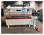 60 Ton, Accurpress # 7608 , hydraulic, Automec CNC 2-Axis control, oil cooler, 1999, #6255