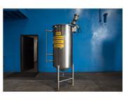 Viatec # 177-GAL-OVC , single shell Stainless Steel tank & mixer, 177 gallon, 1/4 HP, #715