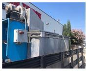 Encon # N33V2-60 , thermal wastewater evaporator, 60 GPH, 2-Nat gas burners, '10, #8155HP