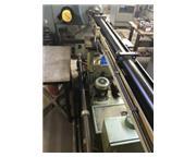 """Sameca # SAM-S , hydraulic bar feeder, 1/2"""" - 2"""" x 12', hydraulic tank & pump, s"""