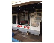 1995 Haas VF-3 CNC Vertical Machining Center W/ 4TH AXIS ROTARY