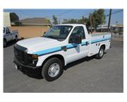 2009 Ford F-250 XL Gas 8 ft. Service / Utility Truck