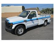 2008 Ford F-350 Gas V10 8 ft. Service / Utility Truck