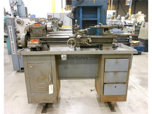 "Used SOUTH BEND MODEL A ENGINE LATHE, 9"" X 30"" for sale - 135671"