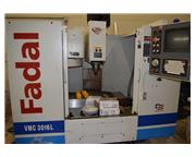 2002 Fadal VMC 3016L Vertical Machining Center