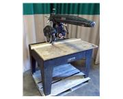 "Used DeWalt model 3516 14"" Radial Arm Saw"