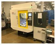 "2014 FANUC ROBODRILL α-D21iLA5 CNC DRILL/TAP CENTER., 27.5"" X 15.7&quo"