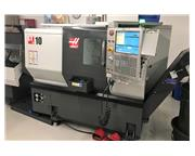 HAAS MODEL: ST-10 CNC TURNING CENTER WITH BAR FEEDER NEW: 11/2013 INSTALLED