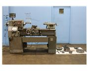 "15"" Swing 30"" Centers LeBlond Regal ENGINE LATHE, Mitutoyo DRO, 5C Collet Closer"