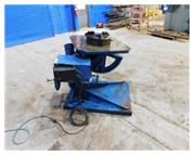 2500 lb. Cullen-Friestedt # 25 , welding positioner, s/n #1032, #6930P