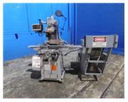 "6"" x 18"" Nicco # NFG-515H , auto surface grinder, EMC, DRO, 8"" x 1/2"""