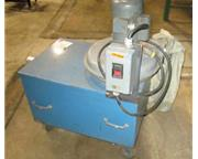 875 cfm Cincinnati # DC-150-S , dust collector, 1/2 HP, single phase, casters, #6521P