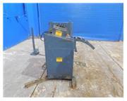 """6"""" x .075"""" CWP # 6A , coil straightener, 6-straightening rolls, 1/2 HP, 120-600"""