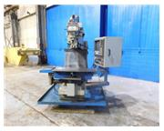 """Comet # MV-5 , CNC vertical milling (bed type), 13"""" x 42"""" table, 5 HP, 1998, #68"""