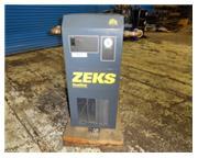 75 cfm, 200 psi, Zeks # 75SGA100 , heat sink refrigerated air dryer, R404, #6880P