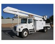 2000 Freightliner FL70 60 ft. Rear Mount Forestry Bucket / Boom Truck