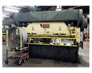 125-Ton Chicago Dreis & Krump SS125 Straight Side Press
