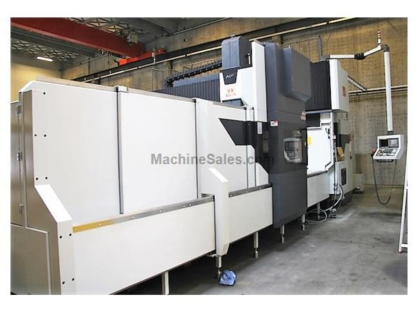 VISION WIDE VTEC HF5247 Double Column 5-Face Machining Center