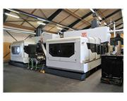 VISION WIDE VTEC NF3223 Double Column 5-Face Machining Center