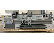 "LION 25-CU Engine Lathe with 4"" Spindle Bore"