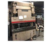 3076, Cincinnati, 60CBII, 60 Ton x 5' CNC Press Brake, 1998