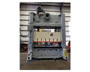 Rebuilt Verson 300 Ton Straight Side Double Crank Press