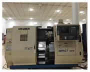 2002 Okuma Impact LU15-2SC/600 CNC Turning Center