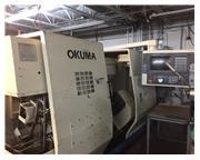 2001 Okuma Impact LU-15M-2ST CNC Lathe