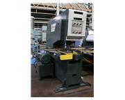 """50 Ton 30"""" Throat Whitney, W.A. 652 SINGLE STA. PUNCH PRESS, Cabinets of Tooling"""