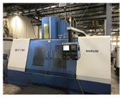 "67"" X Axis 31.5"" Y Axis Dahlih MCV-1700 VERTICAL MACHINING CENTER, Fanuc 21M Con"