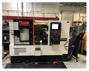 "26.5"" Swing Mazak Quick Turn Nexus 250-IIMSY CNC LATHE, Matrix Nexus 2, Live Tool, Su"