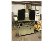 "22 Ton 51.9"" Bed US Industrial US224M PRESS BRAKE, Powered Back Gauge and Ram Control"