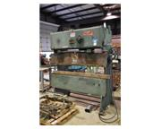 "25 Ton, Chicago # 265 , Mechanical Press Brake, 6' OA, 62"" BH, 6"" throat, FOMBG,"