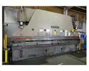 "300 Ton, Cincinnati # 300H-16 , CNC 3-Axis Hydraulic Press Brake, 20' OA, 16'5"" BH, #"