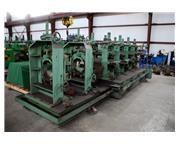 8 Stand x 4.3″ VOEST ALPINE Rollformer