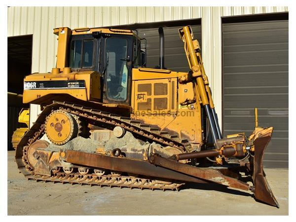 2006 CATERPILLAR D6R XL SERIES III DOZER - E6890