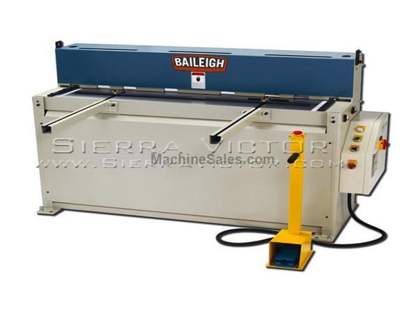 BAILEIGH SH-5210 Hydraulic Sheet Metal Shear