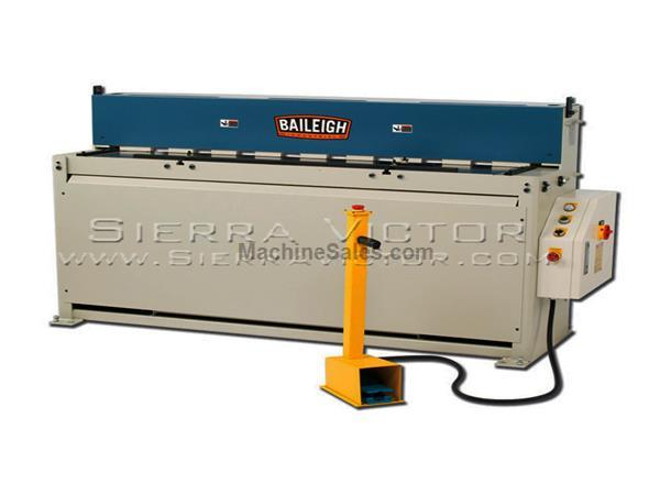 BAILEIGH Hydraulic Metal Shear SH-6014