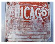 "Chicago | 150 Tons | Dimensions 244"" x 104"" x 125"" 